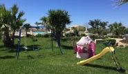 Lo Stagnone - Torre Lupa, Kinderspielplatz