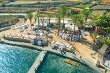 Malta Labranda Riviera Premium Resort, Strand mit Steg
