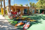 Rhodos Theologos - Windsurf Station mit Team 2021