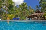 Molukken -  Cape Paperu Resort, Pool