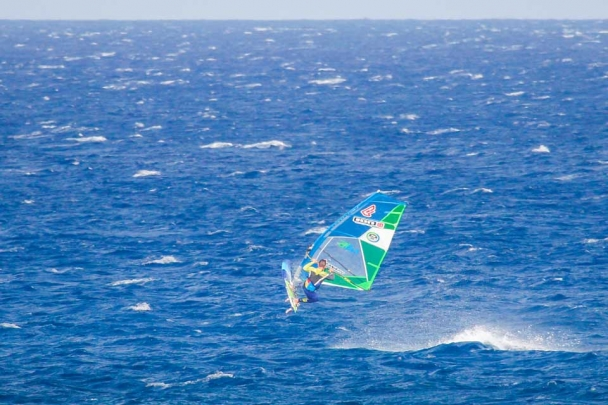 Karpathos - ION CLUB, Windsurfen Gun Bay
