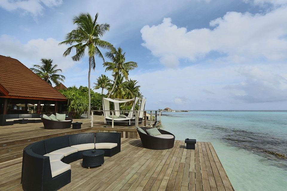 Malediven - ROBINSON Club Maldives, Lounge