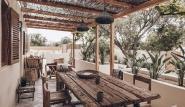 Naxos - Flisvos Studios-App. Farmhouse, Terrasse