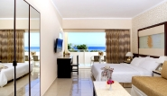 Rhodos Trianda - Calimera Sunshine, Zimmer Superior Meerblick