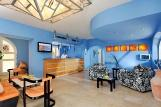 El Gouna, Captain`s Inn, Rezeption