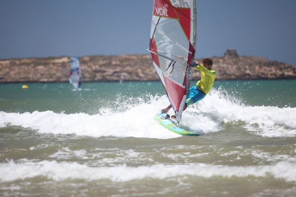 Essaouira - ION CLUB, Windsurf Action