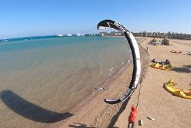 Abu Soma - Surfmotion, Kite Launch Area