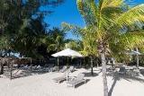 Mauritius - Hotel Hibiscus, Strand