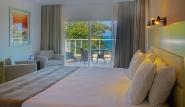 Cabarete - Villa Taina, Komfort Zimmer Premium, Blick vom Bett