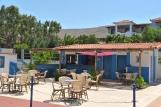 Sigri Lesbos - Orama Hotel, Poolbar