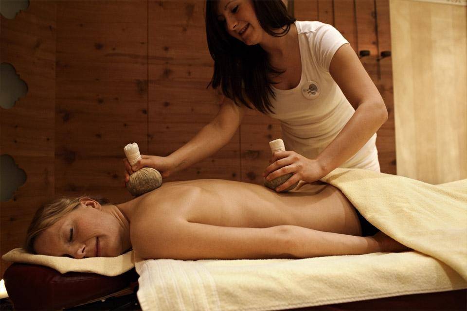 ROBINSON Club Amadé - Massagen im Spa