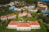 Samos - Hotel Arion, Übersicht Anlage