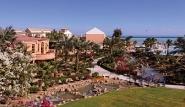 El Gouna, Mövenpick Resort & Spa, Übersicht Anlage