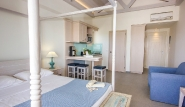 Karpathos - Thalassa Suites, Studio Überblick