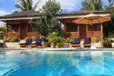 Cebu - Magic Island Dive Resort, Pool