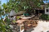 Curacao  -  Sun Reef Village, Terrassenbeispiel Oceanview Bungalow