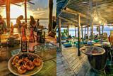 Kenia - Temple Point Resort - Lichthaus-Bar