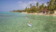 Tobago - Radical Sports, SUP Ausflug