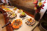 Cumbuco - Windtown, Restaurant, Japanischer Abend
