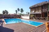 Icaraizinho - Pousada Cafe Zapata, Poolbereich