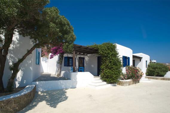 Mykonos - Daktilidis Village, Ansicht
