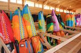 Dakhla Nord - Kiteboarding Club, Schulungsmaterial