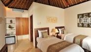Bali - Kubu Indah Resort, Beispiel Zimmer Twin
