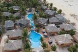 Barra Grande - BGK, Poolbereich von oben