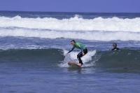 Surfcamp Portugal Wellenreiten in Ericeira im sun+fun Surfcamp