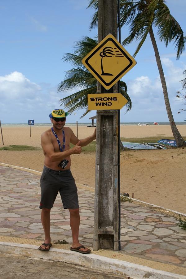 Windsurfurlaub in Sao Miguel do Gostoso - Surfclub Kauli Seadi - Sportreisen Team Nord - Axel Bischoff