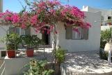 Kreta - Palekastro - Dretakis Villas, Terrasse