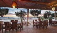 Dakhla Nord - Dakhla Attitude Hotel, Terrasse Restaurant