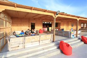 Dakhla - Kiteboarding Club, Chill Out Bereich