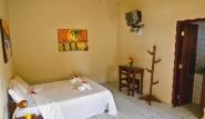 Jericoacoara - Ponta da Pedra, Zimmer mit Doppelbett