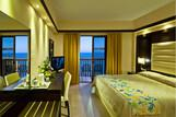 Kos Psalidi - Oceanis Beach Resort, Zimmer Meerblick