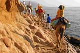 Ägypten - Dahab - Lagona Divers - Kamelsafari