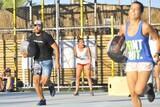 Alacati - ASPC, Workout
