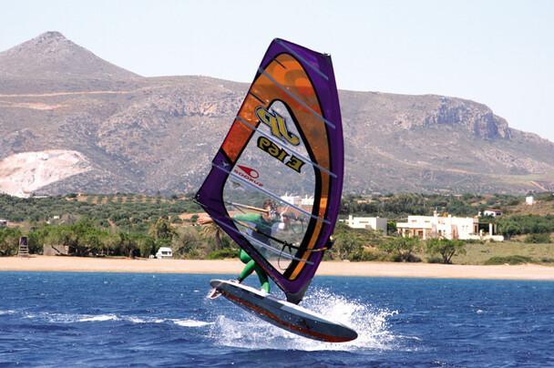 Kreta - Surf Action