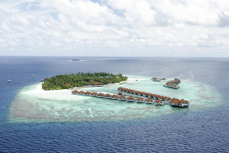 Malediven - ROBINSON Club Maldives, Insel