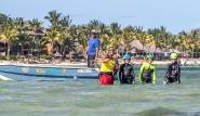 Mauritius - KiteGlobing, Schulung Anfänger