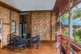 Bunaken - Seabreeze Resort, Standard Zimmer, Terrasse