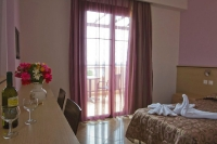 Karpathos - Irini Beach, Doppelzimmer mit Balkon