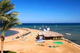 Hurghada, Pro Center Tommy Friedl Grand Seas, Station