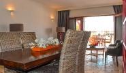 Bonaire - Sorobon Apartments, Apartment 2 SZ Essbereich