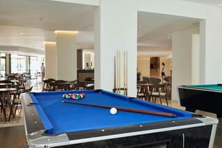 Rhodos Theologos - Alex Beach Hotel, Billard