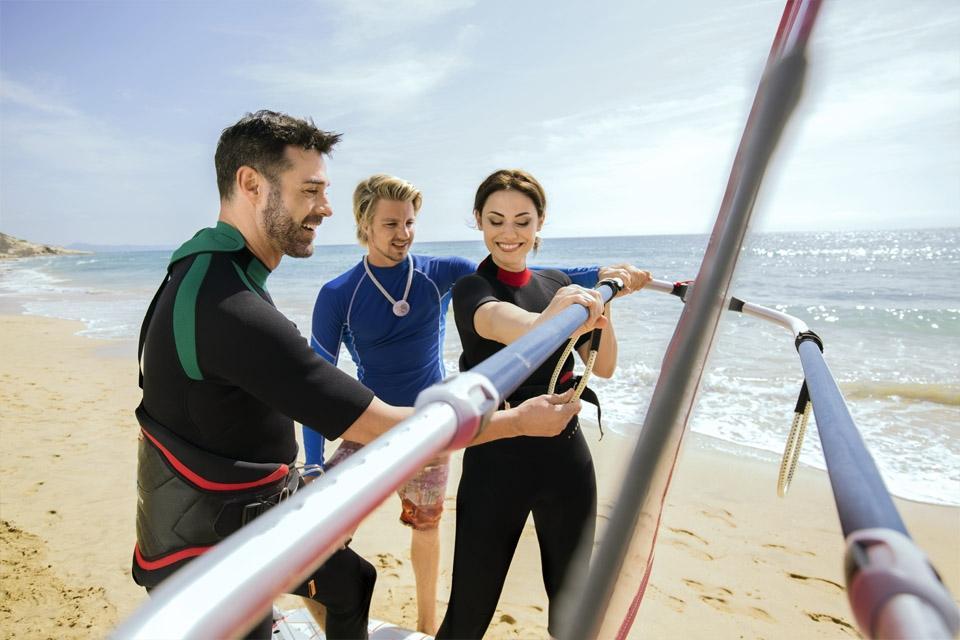 Fuerteventura - ROBINSON Club Esquinzo Playa, Surfkurs