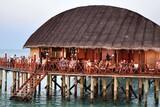 Malediven Angaga Island Resort Bar