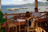 Bunaken - Seabreeze Resort, Restaurant