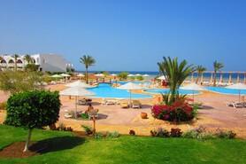 El Naaba Equinox Hotel, Blick auf Meer