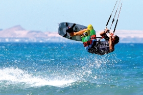 Hurghada - Kite Action